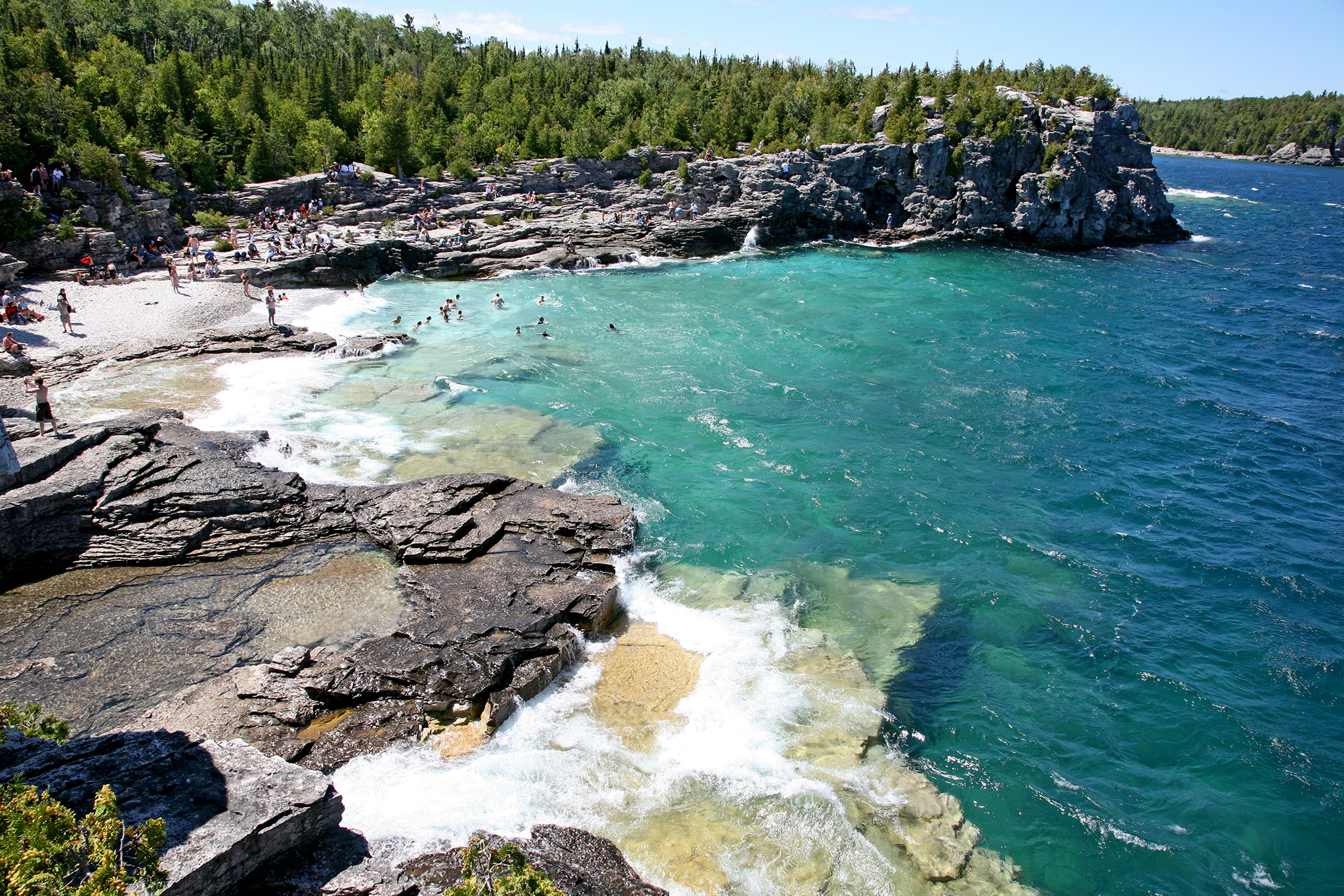 Georgian Bay  Island Services