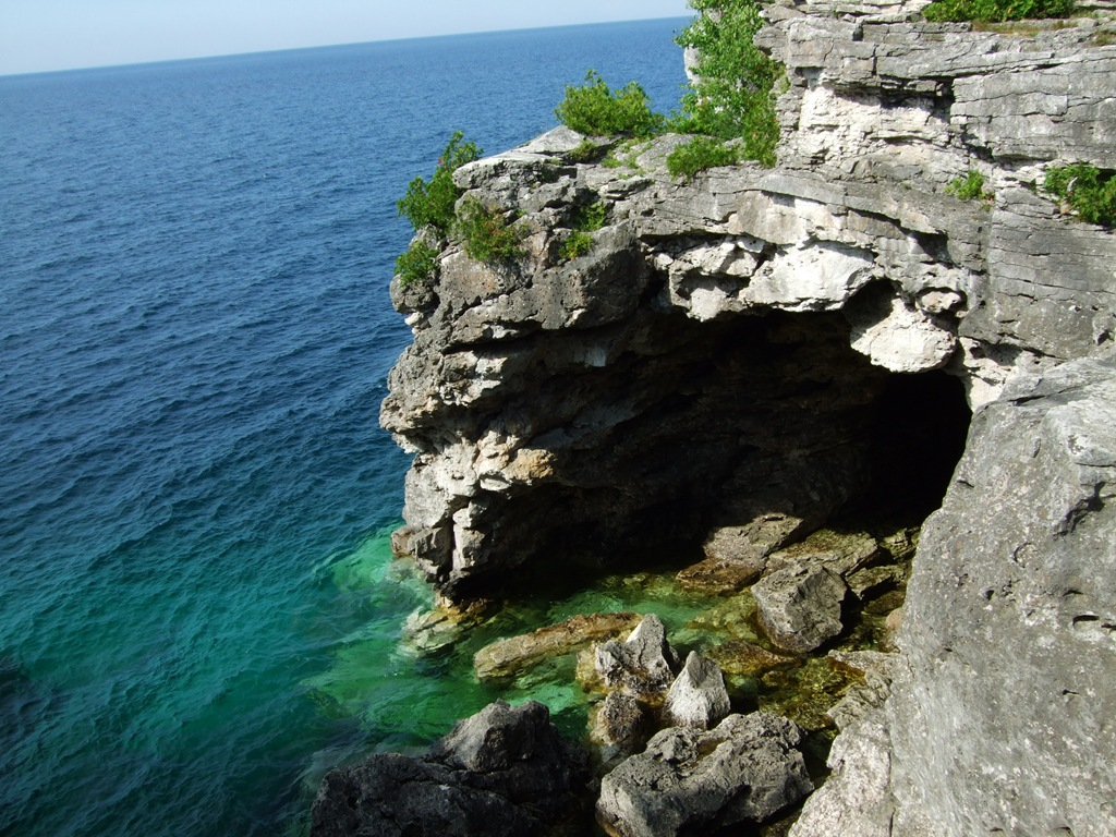 Bruce Peninsula National Park The Grotto Bayshore Cottages